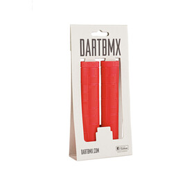 DARTMOOR Block Handtag röd